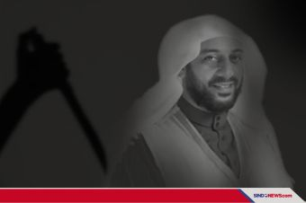 Syekh Ali Jaber Ditusuk Orang Tak Dikenal