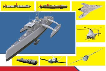 Latihan Perang di Pasifik, US Navy Kerahkan Armada Tak Berawak