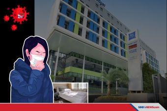 Hotel Ibis Grogol Terima 15 Pasien Terpapar Covid-19