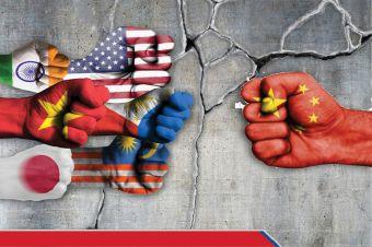 Partai Komunis China : Kami Siap Perang dengan Negara ASEAN dan AS