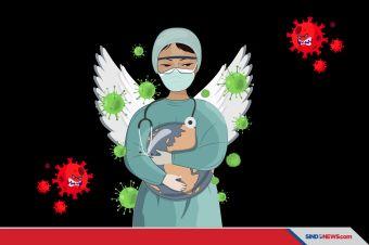 83% Tenaga Kesehatan di Indonesia Alami Burnout Syndrome