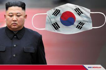 Curiga Buatan Korsel, Kim Jong-un Tolak Masker Kiriman China