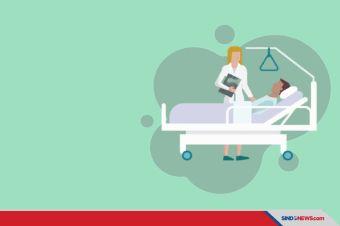 Covid-19 Melambung, 83% Tempat Tidur Rumah Sakit di Jakarta Penuh