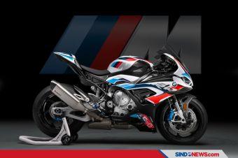 BMW Motorrad Luncurkan BMW M 1000 RR Performanya Lebih Gahar
