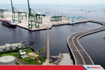 Pelabuhan Terbesar di Indonesia Beroperasi November 2020