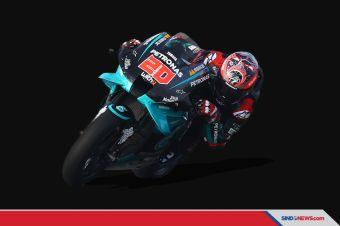 Quartararo Podium Pertama, Valentino Rossi Gagal Finish