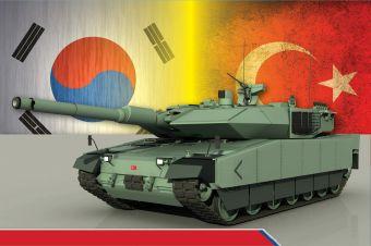 Dimbargo, Turki Alihkan Haluan untuk Pasok Mesin Tank MBT Altay