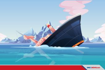 Cek Titanic Masuk Apa Tidak, Berikut Kecelakaan Kapal Paling Mematikan