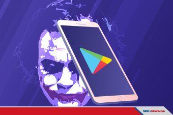 Ini Daftar 17 Aplikasi Terinfeksi Malware Joker yang Dihapus Google