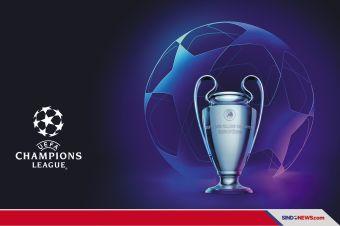 Hasil Undian Babak Grup Liga Champions 2020 - 2021
