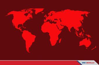Kematian Global Covid-19 Tembus 1 Juta, Ini 10 Negara Terburuk