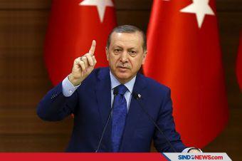 Berpidato di Parlemen Turki, Erdogan: Yerusalem Milik Turki