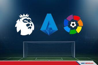 Aston Villa Hantam Liverpool 7-2, Barca Ditahan Sevilla 1-1, Juve Vs Napoli Ditunda