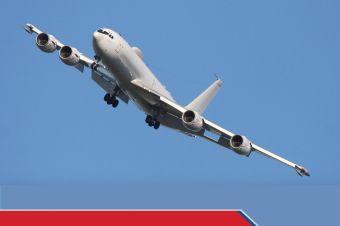 Boeing E6 Mercury (FNCC) Bersiaga Dampak Trump Positif Covid-19?