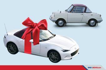 50 Mazda MX-5 Spesial Gratis untuk Rayakan Satu Abad Mazda