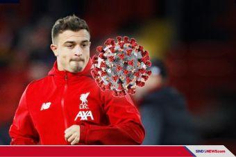Shaqiri Pemain Ketiga Liverpool yang Positif Virus Corona
