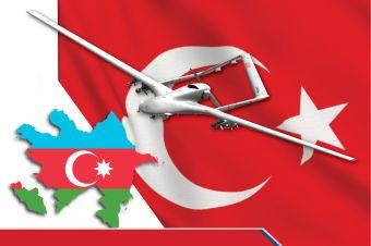 Azerbaijan Akui Gunakan Drone Turki di Konflik Nagorno-Karabakh