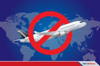 Zona Berbahaya Jalur Pesawat di Berbagai Negara Dunia
