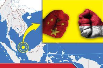 Perihal LCS : Indonesia Lontarkan Peringatan Keras kepada China