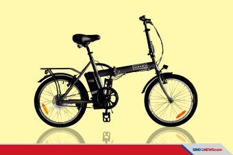 Resmi Hadir Viar Panama, Sepeda Lipat Listrik Hybrid Buatan Indonesia