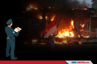 Pelaku Perusakan Fasilitas di Jakarta Diburu Polda Metro Jaya