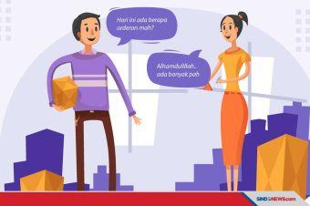 Bisnis Online Dapat Bantu Ekonomi Keluarga