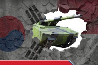 Sabrah dari Israel Sang Penyisih Tank Pindad di Tender AD Filipina