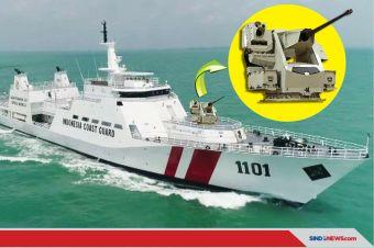Lepas Pantai Indonesia Akan Dijaga Oleh Senjata Canggih Turki