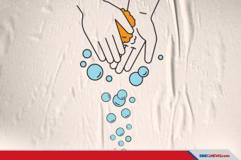 Masa Pandemi Jadi Momentum Tepat Kampanye Pentingnya Cuci Tangan