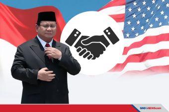 Kegiatan Resmi Prabowo Subianto Selama Berada di Amerika Serikat