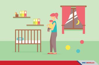 Tips Mengasuh dan Merawat Bayi di Masa Pandemi Covid-19