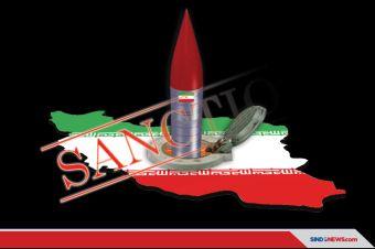 Iran Siap Jual-Beli Senjata Seusai Masa Embargo Berakhir
