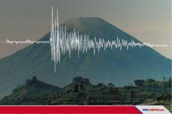 Dataran Tinggi Dieng Diguncang Gempa Bumi Berkekuatan M=3.0