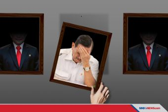 Kementeriannya Luhut Dianggap Tak Penting, Jokowi Diminta Bubarkan