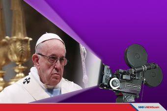 Terungkap di Film, Paus Fransiskus Dukung Aturan Pernikahan Sejenis