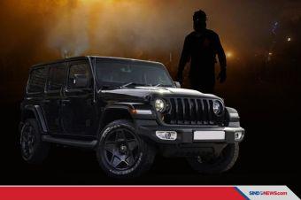 Mobil Jeep Wrangler Ini Mendukung Aksi Para Demonstran