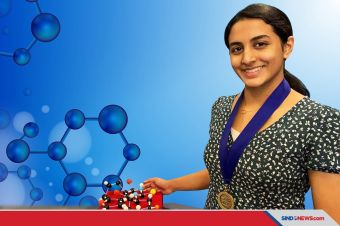 Anika Chebrolu, Gadis 14 Tahun Penemu Terapi Corona