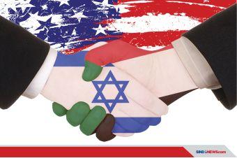 Iran Tuduh Ada Uang Tebusan Sebagai Kesepakatan Sudan - Israel