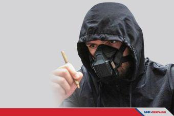 Saat Khabib Nurmagomedov Menggunakan Masker Sub Zero