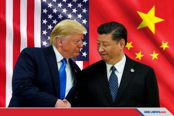 Warning bagi AS! Xi Jinping Bilang China Tak Takut Perang