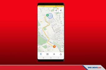 5 Aplikasi Navigasi Digital Biar Engga Nyasar Saat Liburan