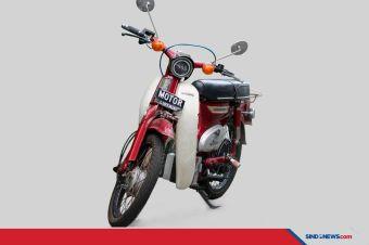 "Honda ""Cipitung"" C70 Disulap Menjadi Motor Bermesin Listrik!"