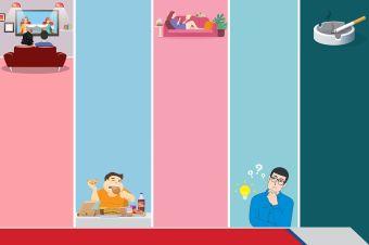 Hindari 5 Kebiasaan Ini saat Libur Panjang! Bisa Ganggu Kesehatan