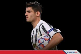 Sering Offside Striker Juventus Morata Jadi Mirip Legenda Milan