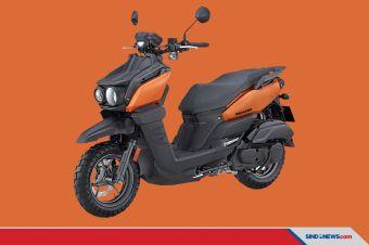 Yamaha BW's 125 Resmi Hadir, Ini Detail Tampang dan Teknologinya