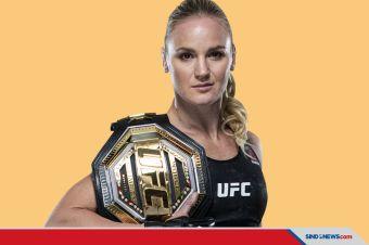 Hal-hal Menarik Petarung Cantik UFC, Valentina Shevchenko