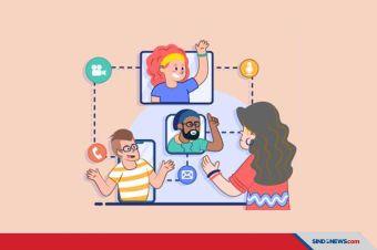 Seru-Seruan Kolaborasi Virtual #DiRumahAja