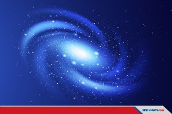 Ditemukan Planet Terkecil Mengambang di Galaxy Bima Sakti