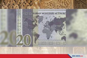 India dan Pakistan Marah pada Desain Baru Uang Arab Saudi