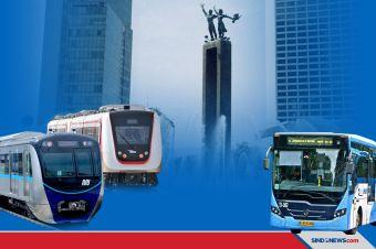 DKI Jakarta Meraih STA 2021 di Bidang Transportasi